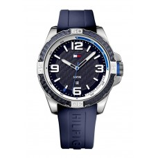 Tommy Hilfiger Men's Analog Display Quartz Blue Watch